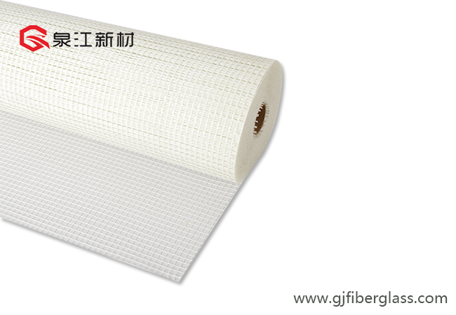 Selvklebende Glassfiber Mesh / glassfiber mesh for GRC og EPS-modellen Featured Image