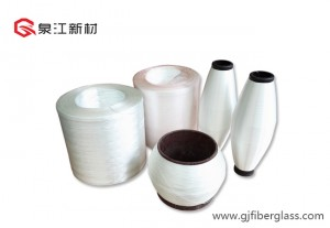 C-Glass Fiber High Twist ghjumelli
