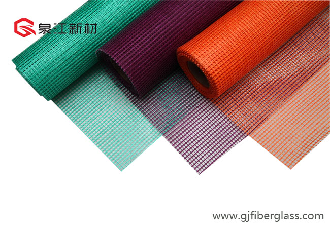 Alkali Resistant Fiberglass Mesh(with ZrO2) Featured Image