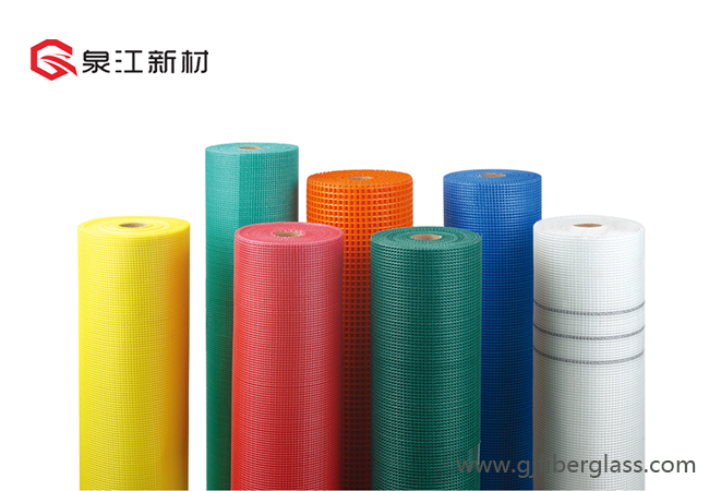 Alkali Resistant Fiberglass Mesh(without ZrO2) Featured Image